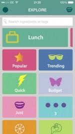 Foodtide - Social Sharing App
