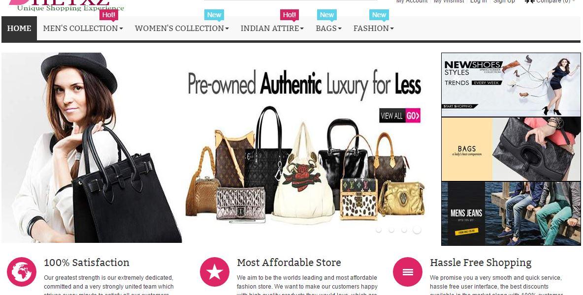 Hetxz E-commerce
