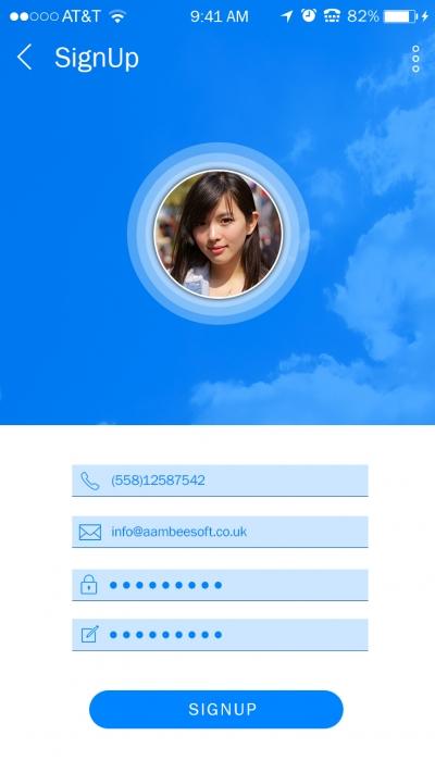 Translator Chat App